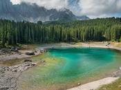 días norte Italia. Lago Carezza Ortisei Bressanone Bolzano