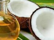 triglicéridos cadena media ricos ácido láurico, pueden sustituir otros aceites aplicaciones cocción tener patogenicidad limitada