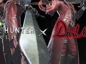 Monster Hunter: World anuncia colaboración Devil