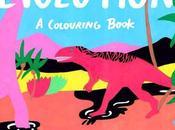 Evolution. Colouring Book (Annu Kilpeläinen)