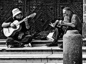 Música lectura peldaños