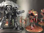 Comparativa tamaño para Knight Armiger Warglaive