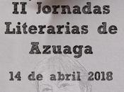 Jornadas literarias Azuaga