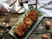 Cake torrijas crema