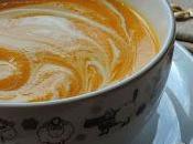 Sopa crema calabaza
