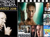 "Estrenos Semana Marzo 2018 Podcast 4x26 Perfil Hitchcock"""