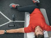 Estirar entrenar flexibilidad