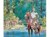 flor nuevo mundo-Un homenaje conquistadores misioneros españoles siglo