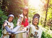 mejores disfraces infantiles medievales