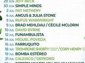 Noches Botánico 2018: Carlos Vives, Angus Julia Stone, Trombone Shorty, Corizonas...