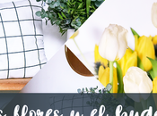 NORDIC STYLE: hygge flores naturales