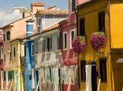 días norte Italia. Burano -Venecia
