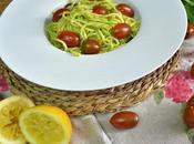 Espaguetis salsa saludable