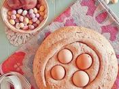 Bolo ovos (Pan Pascua gallego)