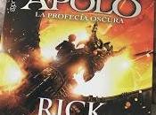 profecías oscuras Rick Riordan Libro