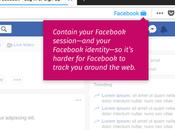 Esta extensión Mozilla ayuda mantener Facebook lejos asuntos
