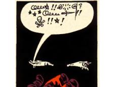 Viñetas para historia (VI). Spirit. Duelo mortal Octopus
