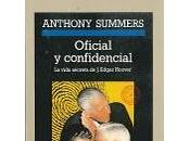 Oficial confidencial Anthony Summers