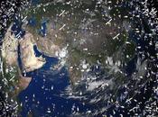 NASA crea rayo láser contra basura espacial