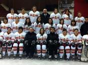 Hockey hielo: Histórica extraordinaria primera participación Selección Femenina Bulgaria.