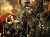 Nuevos pósters 'Pirates Caribbean: Stranger Tides', ahora McShane Geoffrey Rush