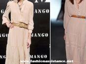 Olivia Palermo presentación Mango Shanghai. Fashion Show Shanghai