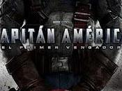 nuevos vídeos metraje inédito póster español 'Capitán América. primer vengador'