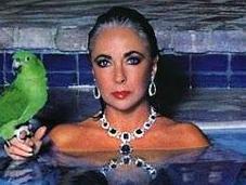Elizabeth taylor: amor, cine joyas
