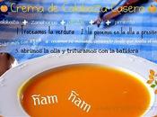 Crema Calabaza Casera
