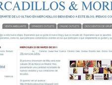 Mercadillos more. nuevo blog nieves espinosa monteros.