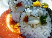 Maki bacalao skrei: Sushi cuaresma