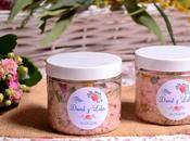Detalles aromáticos para invitados, sales perfumadas naturales.