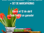 ¡SORTEO! Gana $300 Amazon Pack libros marcapáginas