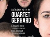 Cuarteto Gerhard Harmonia Mundi: pisando fuerte