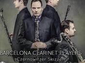 Barcelona Clarinet Players esbozan Czernowitz