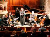 Zandra McMaster junto Vogler Quartett obras Respighi, García Abril Ernest Chausson