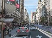 Avenida Corrientes, peatonal