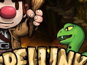 Spelunky, divertido aleatorio título exploración.
