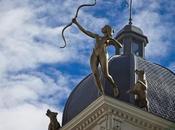 nueva estatua Diana Cazadora Gran maravillas acompañan