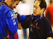 Bull esta cada cerca Honda Tost, impresionado Toro Rosso