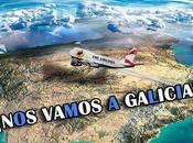 ¡Nos vamos Galicia!