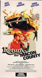 REGRESO CONDADO MACON (Return Macon County) (USA, 1975) Aventuras