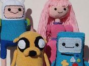 Amigurumis: Hora Aventuras Pikachu Adventure Time
