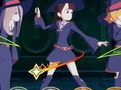 Little Witch Academia: Chamber Time confirma fecha lanzamiento
