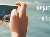 debemos dejar vida través pantalla relación tiene mindfulness