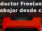 Cómo Redactor Freelance trabajar desde casa
