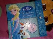 biblioteca cuentos Frozen