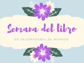 Semana libro Novelas publicadas durante Abril
