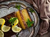 Cake limón menta