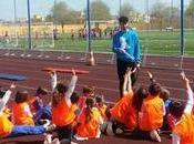 niños niñas nazarenas disfrutan Promociones Deportivas